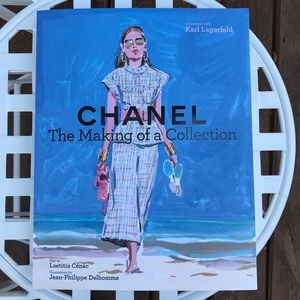 CHANEL Table Book